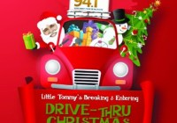 iHeartMedia And Entertainment Little Tommy Breaking And Entering Christmas Sweepstakes