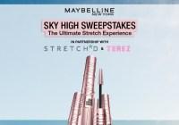 Maybelline New York Maybelline Sky High Sweepstakes