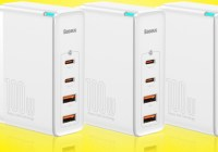Baseus 100W GaN Fast Charge 3 Reviewers Wanted Giveaway