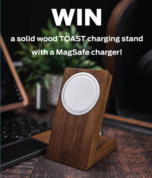 oast Charging Station Giveaway
