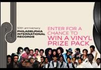 Exclaim Media Philadelphia International Records 50th Anniversary Giveaway