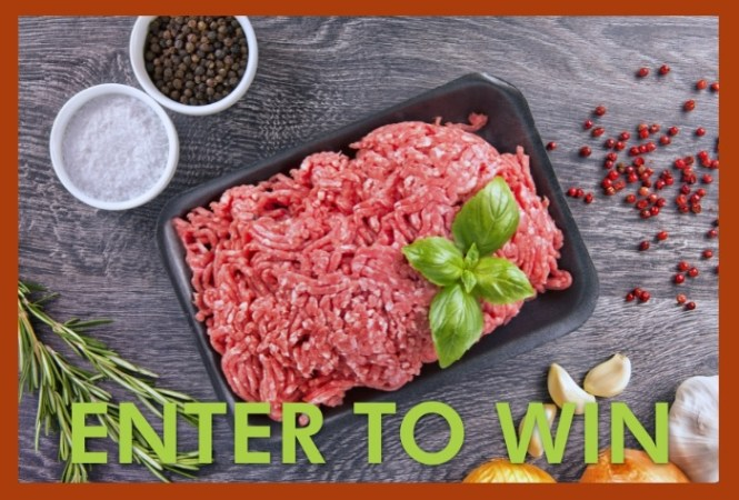 Grassland Beef Wholesome Food Giveaway