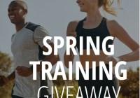 InsideTracker Segterra InsideTracker Spring Training Giveaway