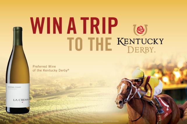 La Crema Wine Kentucky Derby Giveaway