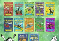 Macmillan Children Publishing Group Macmillan Treehouse Series Sweepstakes