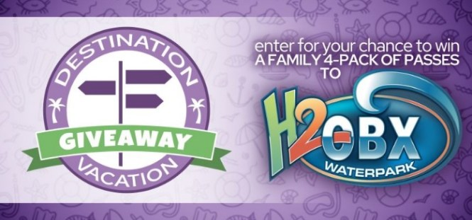 Destination Vacation Sweepstakes