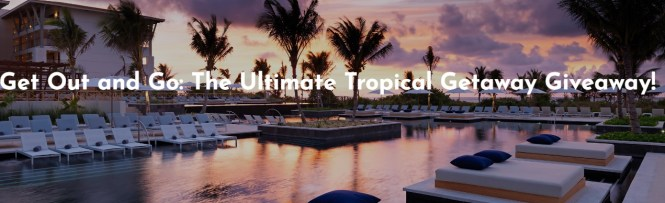 Wellpath Get Out and Go The Ultimate Tropical Getaway Giveaway
