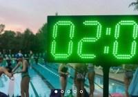 Brett Hawke, Swimnerd Pace Clock Giveaway