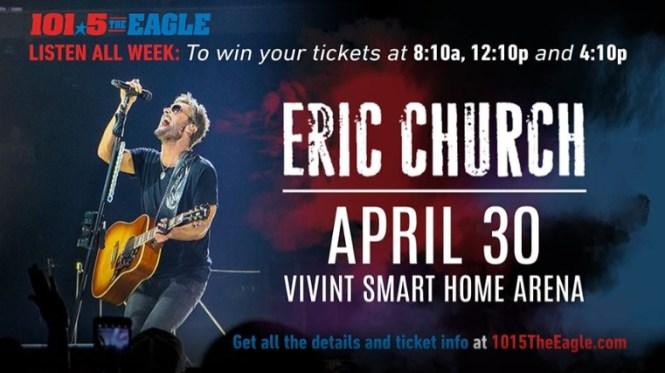 Eric Church Tickets Contest