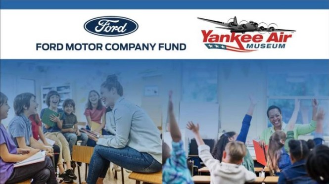 Ford Fund Salute To Educators Contest
