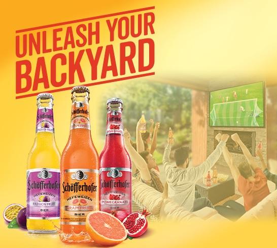 Schofferhofer Unleash Your Backyard Sweepstakes