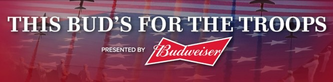 This Buds for the Troops Sweepstakes