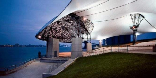Aretha Franklin Amphitheatre Contest