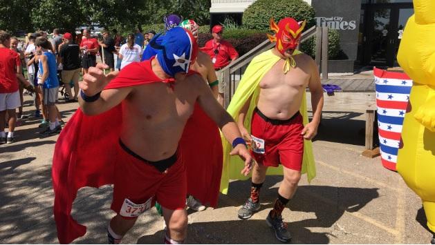 Bix Costume Contest