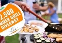 Bob Vila $2,500 Summer Grill Giveaway