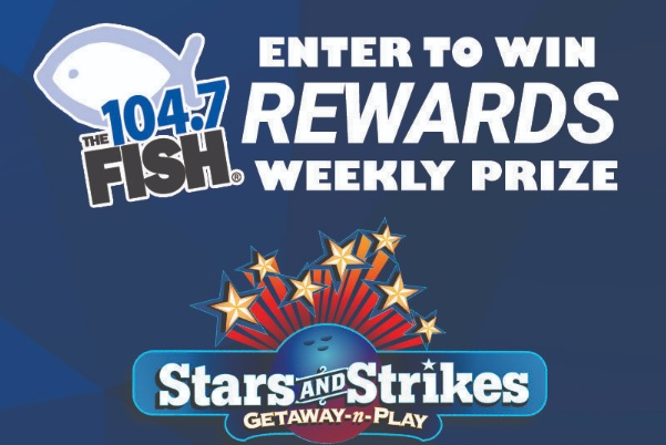 Fish Rewards Stars And Strikes Giveaway