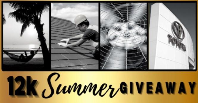 Rock River Current $12K Summer Giveaway