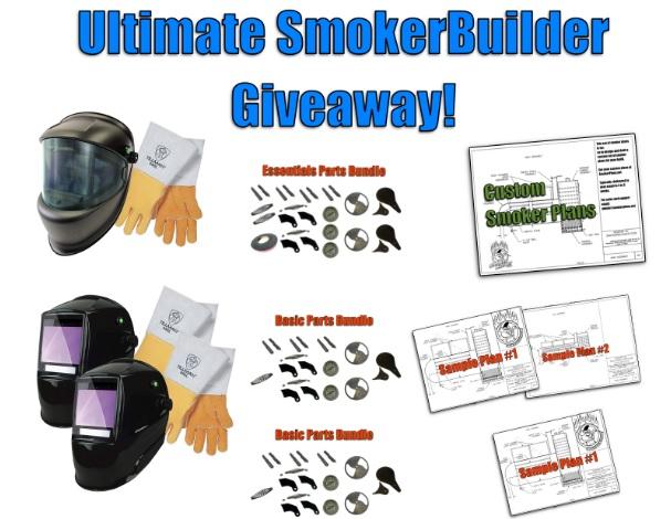 Ultimate SmokerBuilder Giveaway
