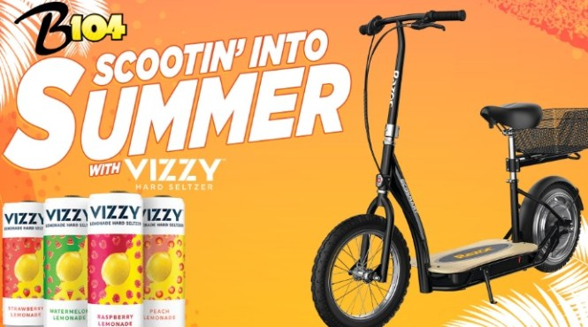 iHeartMedia Scootin Into Summer Sweepstakes