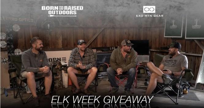 Bro And Exo Elk Week Giveaway