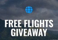 Flytrippers Free Flights 2021 Contest