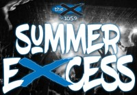 IHeartMedia X Summer Excess Four Chord Music Fest 7 Sweepstakes - Win A Pair Of Tickets.