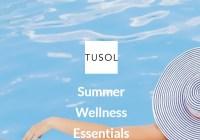 TUSOL Tusol Summer Wellness Essentials Giveaway - Win Gift.