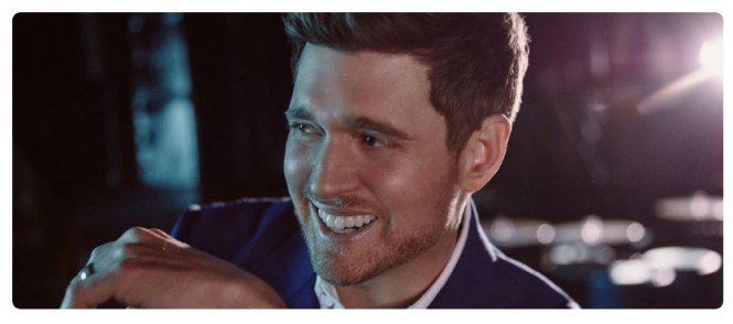 Michael Buble At Chase Center Contest