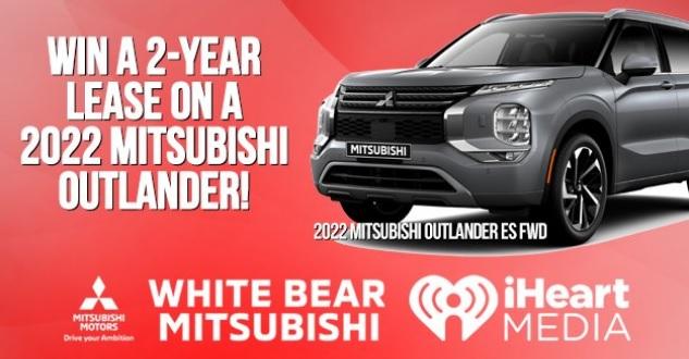 Mitsubishi Outlander Lease Sweepstakes