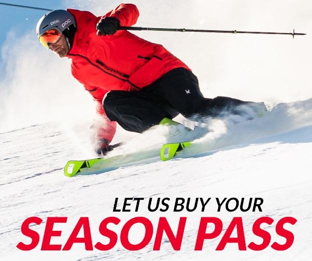 SPYDER Season Ski Pass Giveaway