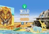 The Publisher Serengeti Worldwide Giveaway