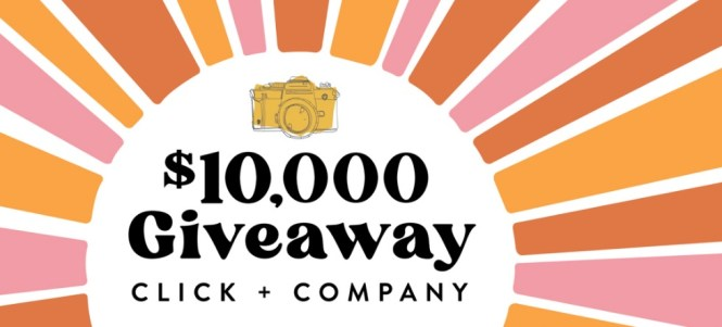 Click And Company $10,000 Giveaway