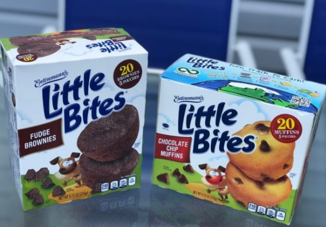 Entenmann Little Bites Muffin Halloween Costume Contest
