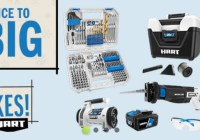 Hart Tools Holiday Sweepstakes