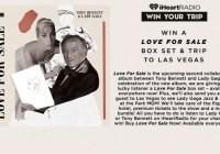 Lady Gaga And Tony Bennett Album Flyaway Sweepstakes