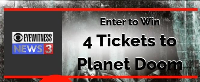 Planet Doom Giveaway