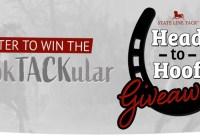 State Line Tack SpookTACKular Giveaway