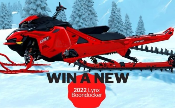TOBE Outerwear Snowmobile Giveaway