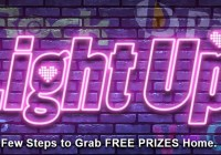 The Light Up Task Giveaway