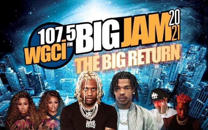 iHeartMedia Big Jam 2021 The Big Return Sweepstakes