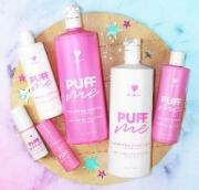 contest puff hair care products
