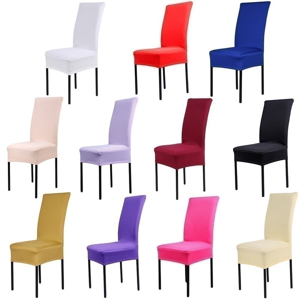 chair covers wish bath tub fashion seat kitchen bar dining cover hotel restaurant wedding part decor many colours