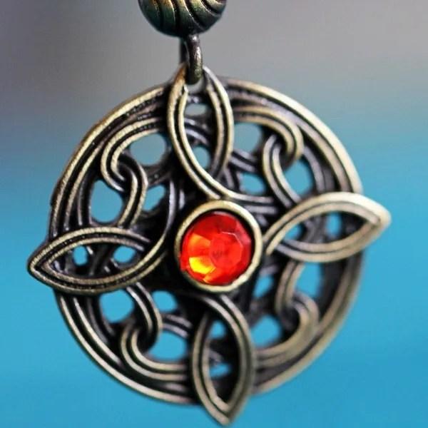 amulet of mara pendant