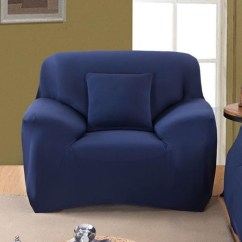 Chair Covers Sofa Desk Casters Wish Stretch Cover 1 2 3 Seater Protector Couch Slipcover