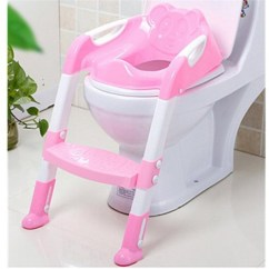 Potty Chair Large Child Hanging Outdoor Rattan Wish Baby Seat With Ladder Children Toilet Cover Kids Folding Infant Training Portable