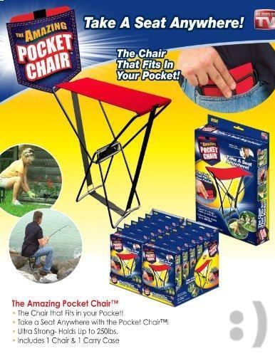 fishing chair crane swivel glider outdoor chairs wish portable the amazing pocket folding camping