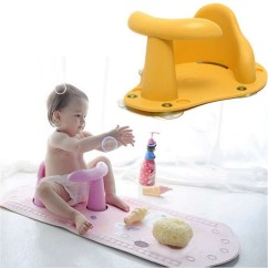 Bath Chair For Baby Big Accent Chairs Wish Kids Non Slip Safety Bathing Infant Tub Seat