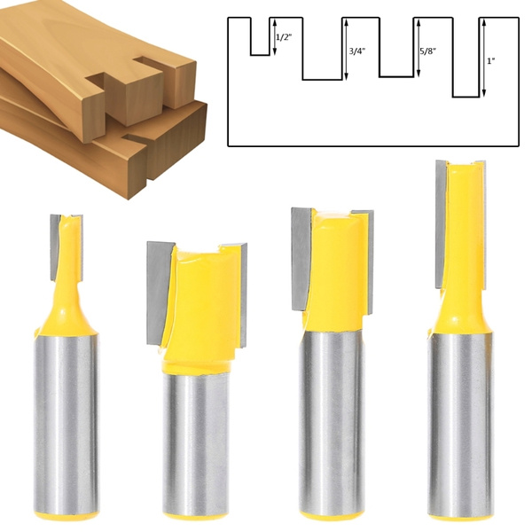 Dado Router Bit For 3 4 Plywood