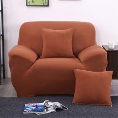 2 Seat Reclining Sofa Cover Wicker Sleeper Wish Fashion 1 3 4 Seats Recliner Covers L Shape Retro Soft Couch Slipcovers Multicolor