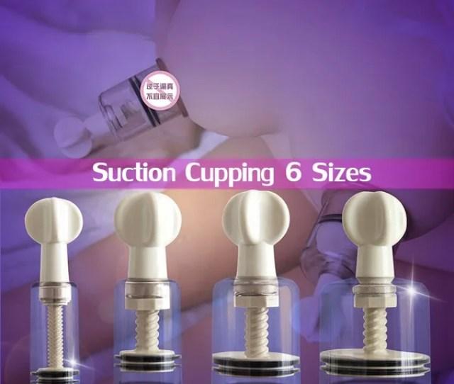 Vacuumsuckerpump Sex Product Nippleenlargement Vacuum